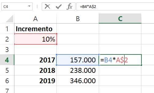 Come Utilizzare Il Simbolo Nelle Formule Di Excel Sos Excel